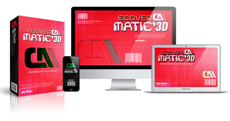 Ecover Matic 3D