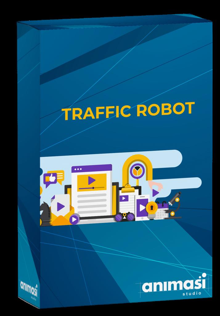 Trafic robot