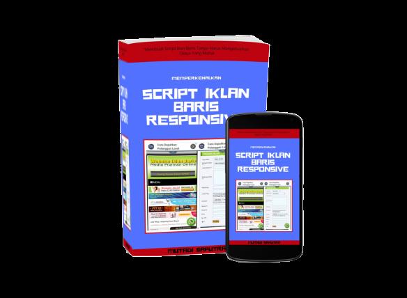 Script Iklan Baris Wordpress