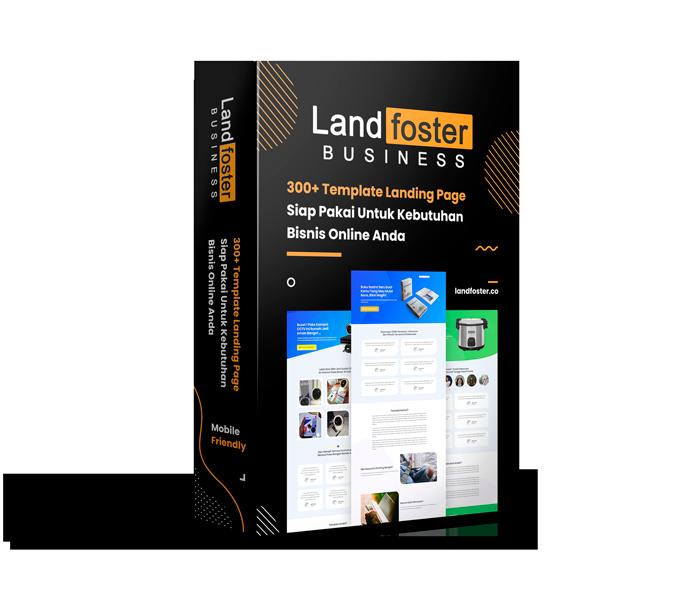300+ Template Landingpage Untuk Pebisnis Online