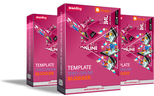 template toko online blogspot mirip bukalapak