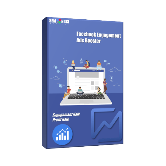 Facebook Engagement ads boster