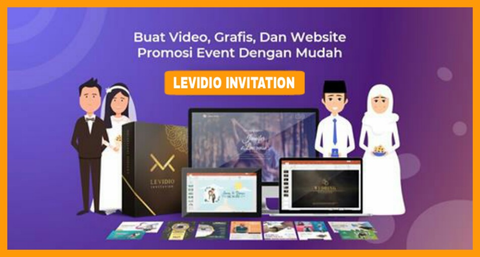 Levidio invitation