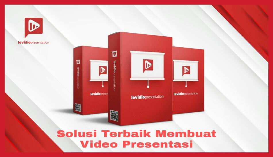 Membuat Video Presentasi Animasi Dengan Levidio