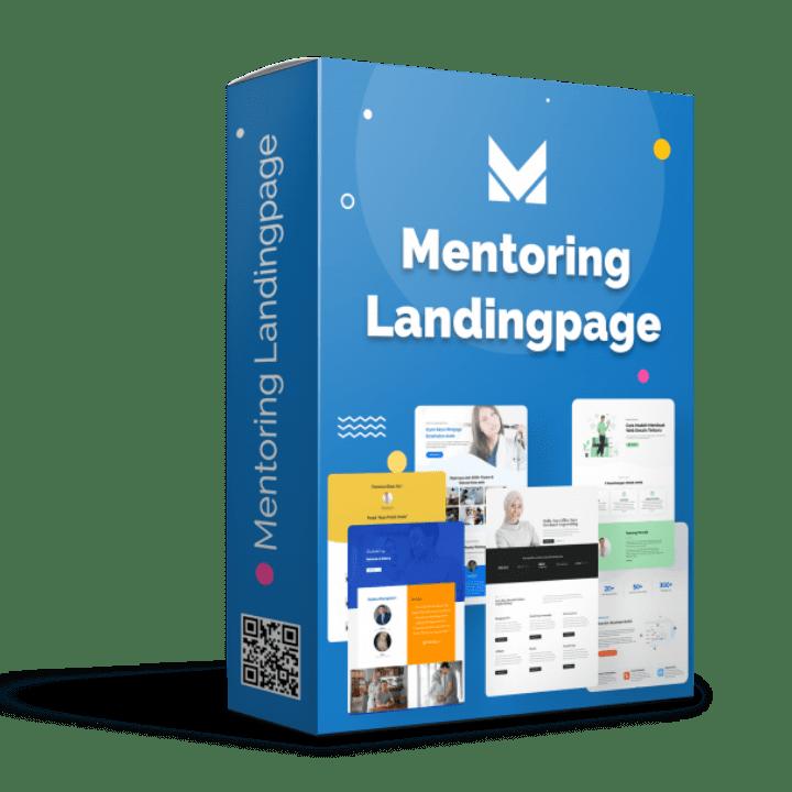 mentoring landingpage