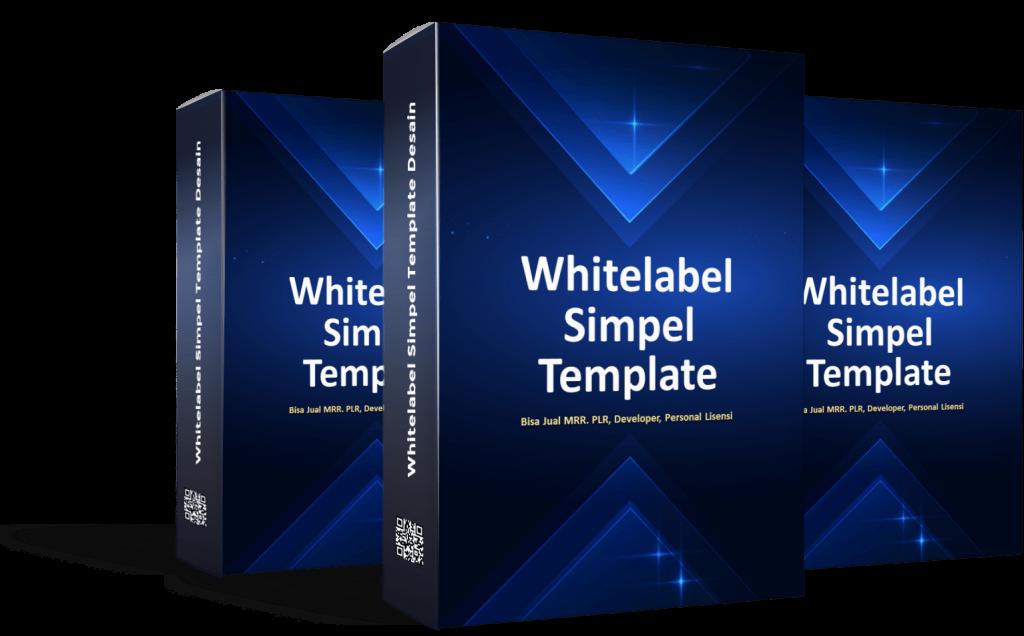 whitelabel simpel template